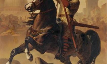 La legittimità delle Crociate, un atto di difesa