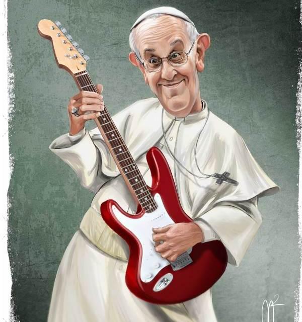 L'ha detto o non l'ha detto? Rileggiamo l'intervista di Bergoglio sull'aereo dall'Africa