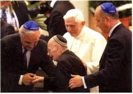"J. Ratzinger, i ""falsi sviluppi"" e il contro-Sillabo"