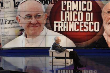 Scalfari: sono amico di Bergoglio e mi ha detto di non convertirmi