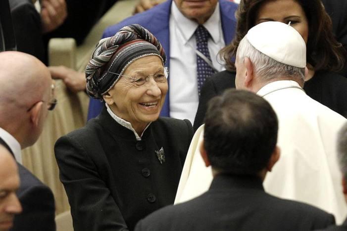 Bonino, Napolitano, De Gasperi: i 'grandi' di Bergoglio. E altre dichiarazioni da leggere.