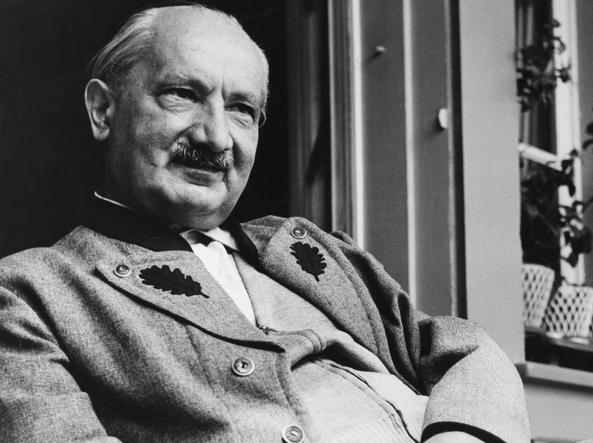 Heidegger, gli Ebrei, l'erranza
