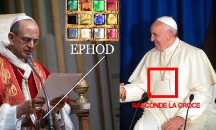 """Bergoglio:  gli anticoncezionali in caso di violenza? Lo disse """"Paolo VI il grande"""""""