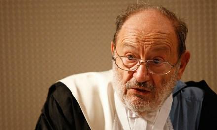 Umberto Eco: la triste parabola di un nominalista (ex militante dell'Azione Cattolica)