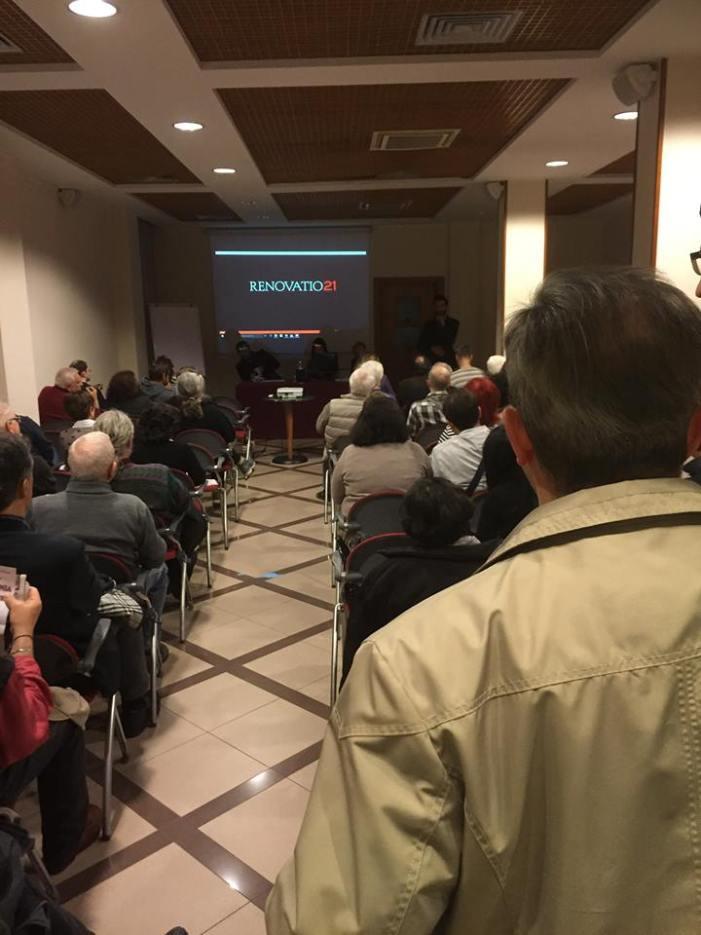 Considerazioni sulla conferenza di venerdì 1° aprile [Frezza, Pisa, Dal Bosco]