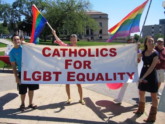 Il Katholikentag arcobaleno