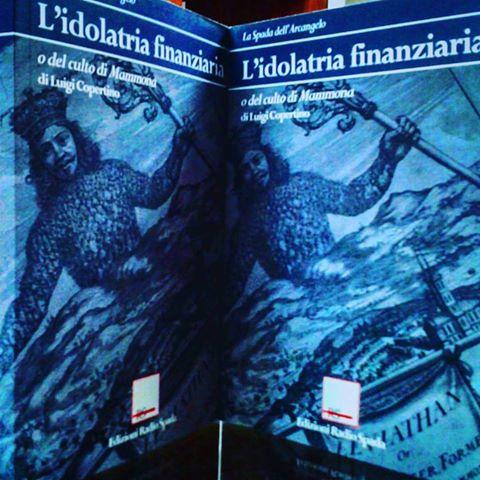 L'Idolatria finanziaria: Conferenza a Teramo (27 maggio)