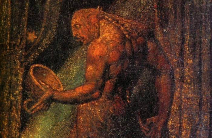 Il fantasma di una pulce: G. K. Chesterton e William Blake