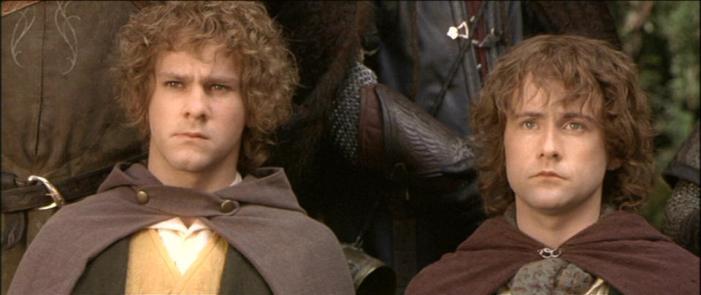 [TOLKIENIANA] Meriadoc e Peregrino: un tempo per ogni cosa