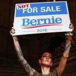 Non in vendita (ma Bernie appoggia Hillary)