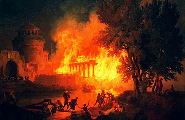 Sodoma si è salvata.