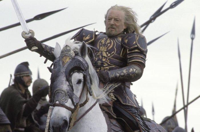 [TOLKIENIANA] Théoden, la forza e l'onore