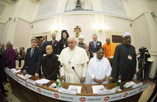P. Hamel, le contraddizioni di Bergoglio