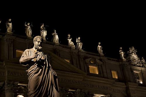 [DA VEDERE] Extra Ecclesiam nulla salus: l'appartenenza alla Chiesa come necessità di salvezza