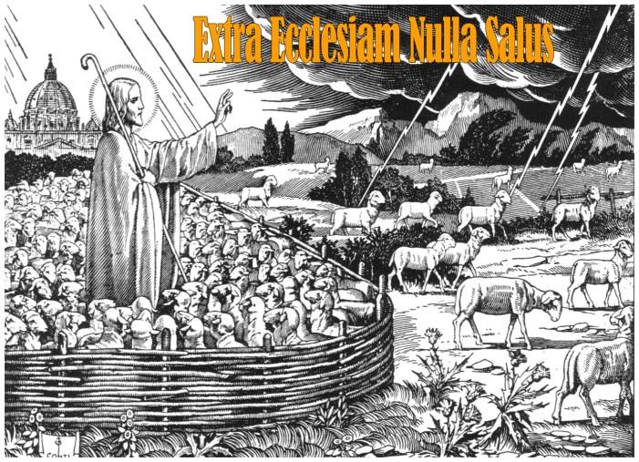 Extra ecclesiam nulla salus: Milano 12 novembre 2016