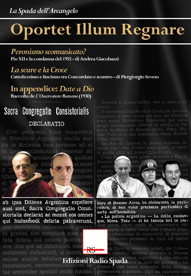 Bergoglio peronista? C'è chi lo ritiene il degno erede di Fidel Castro