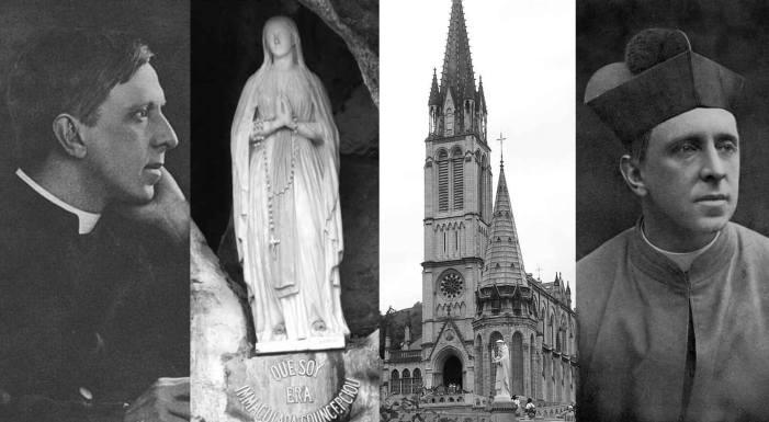 Il viaggio di R. H. Benson a Lourdes