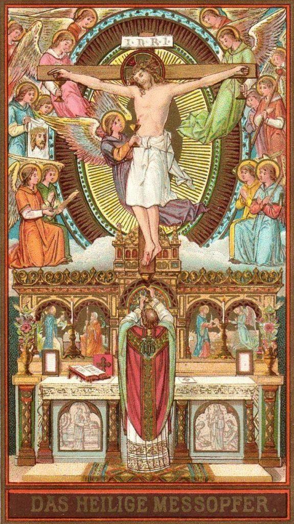 santa messa tradizionale