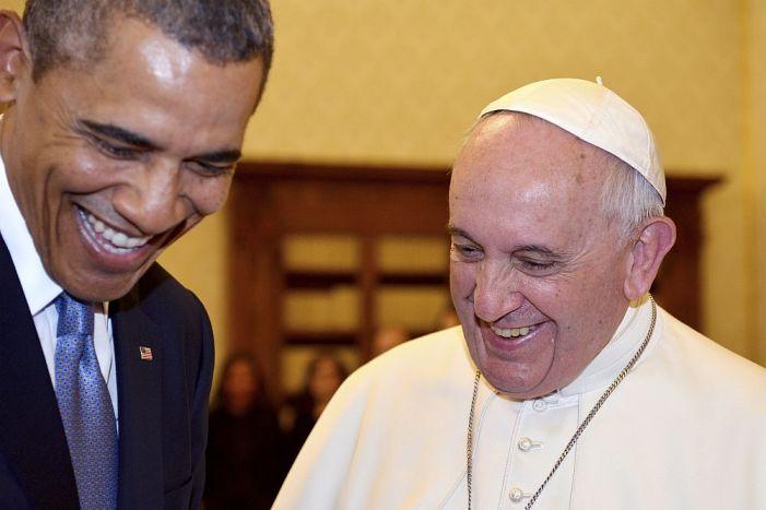 Bergoglio, cappellano d'Occidente. Note su 'chiesa conciliare' e politica globale