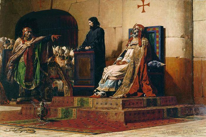 Bergoglio, cappellano d'Occidente (parte II: il Secolo Oscuro)