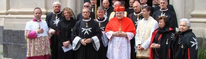 [Ricostruzione] Dopo l'inchiesta sui Francescani dell'Imm. ora quella sull'Ordine di Malta, di cui Burke è patrono