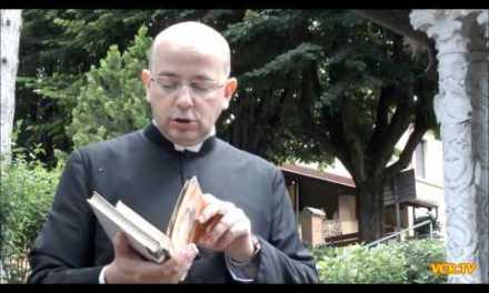 Intervista a don Ugolino Giugni su San Pio V