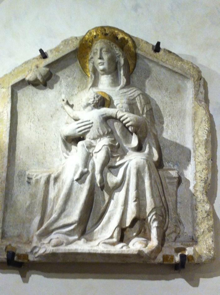 13 dicembre, Santa Lucia. La chiesa a Treviso.