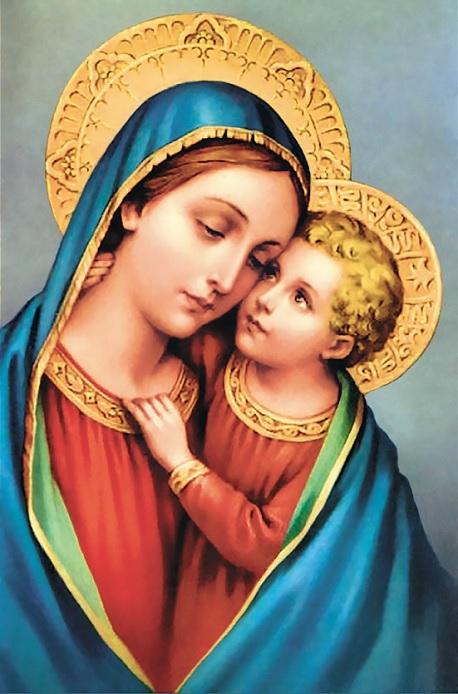 Accogliamo la Madonna dentro di noi