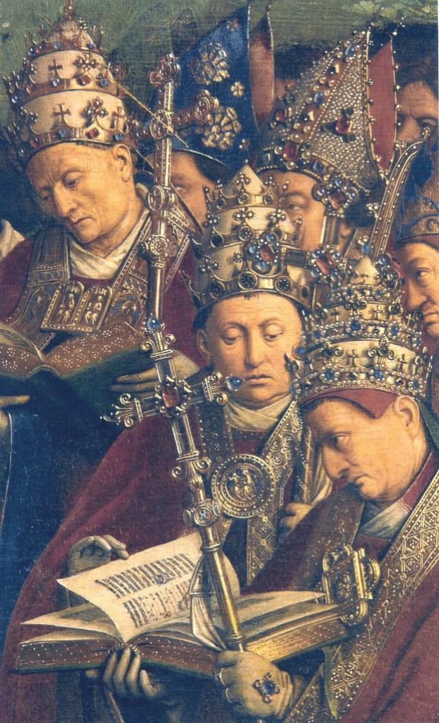 La notte di Natale alla Corte pontificia