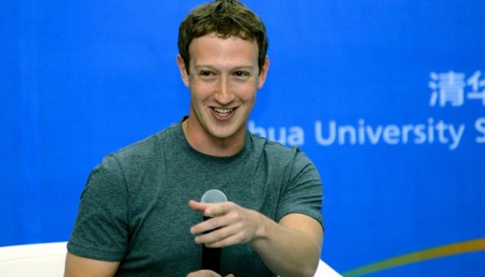 Zuckerberg in lizza per la Casa Bianca?