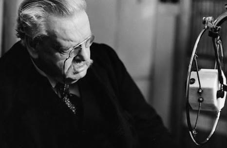 Radio Chesterton: un cattolico ai microfoni della BBC