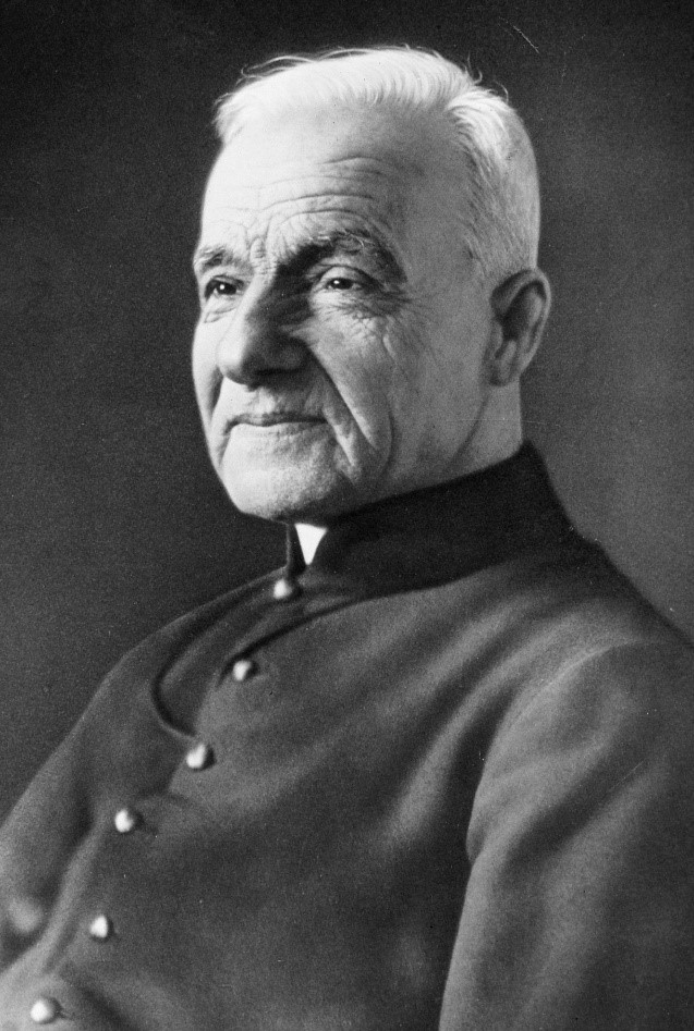 Il più grande devoto di San Giuseppe del XX secolo : frère André Bessette (1845-1937), religioso quebecchese.