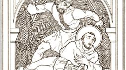 San Pietro da Verona, Inquisitore e Martire