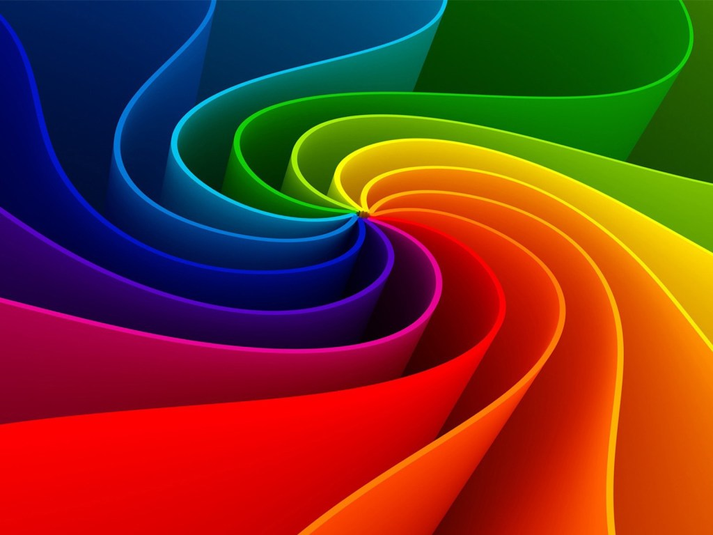 3D-Rainbow-Wallpaper