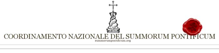 Il Coord. Naz. 'Summorum Pontificum' si pronunicia nettamente: 'siamo in unione di preghiera con chi promuove riparazione'