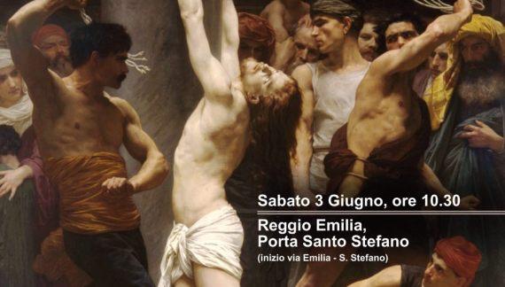 [VIDEO] Ecco il videotrailer della processione di riparazione (R. Emilia, 3 giugno)