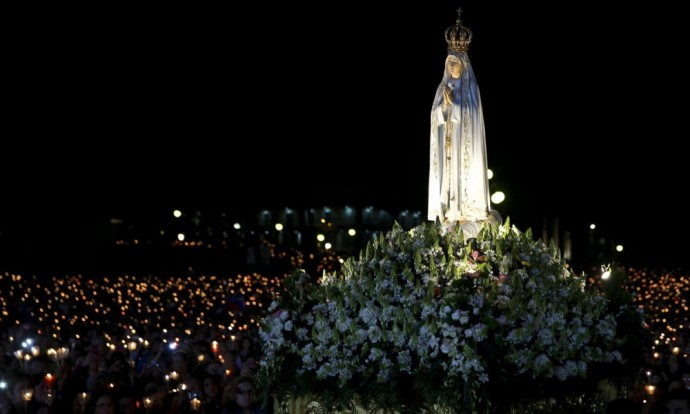 Novena alla Madonna di Fatima nel suo Centenario