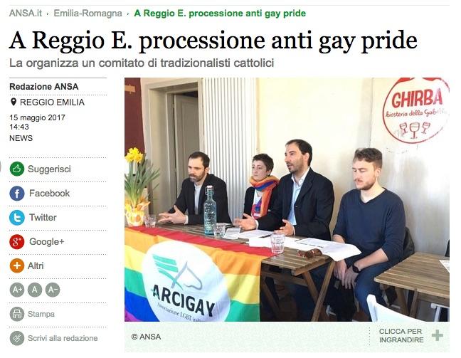 Corriere, Repubblica, IlGiornale, HuffPost, tutta la stampa riprende l'iniziativa del Comitato B. Giovanna Scopelli