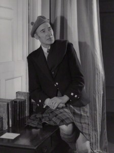 NPG x1976; Sir John Randolph ('Shane') Leslie, 3rd Bt by Howard Coster