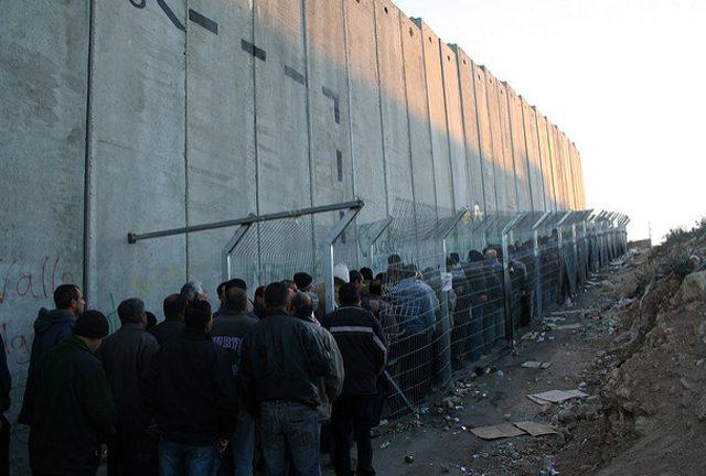 Il checkpoint principale di Gaza