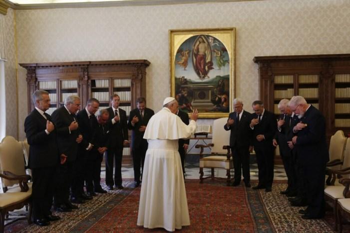 Le mie dimissioni dal Sovrano Militare Ordine di Malta