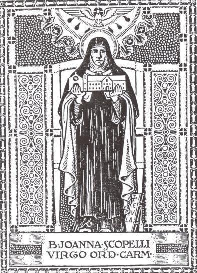 www.heiligen-3s.nl/heiligen/07/09/07-09-1491-Johanna-Scopelli.php +++ Illustratie.