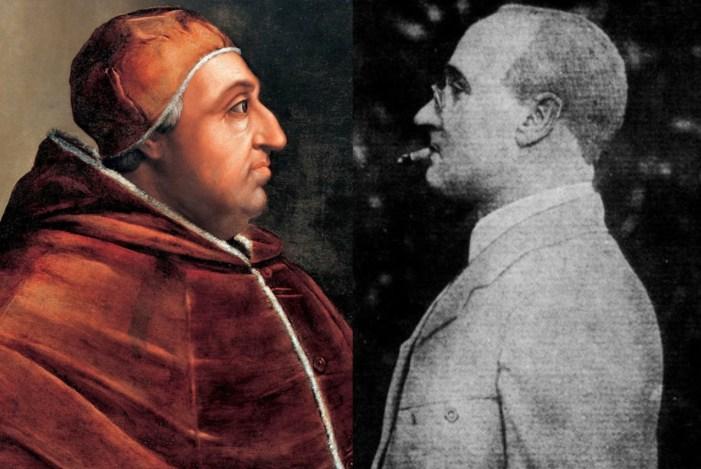"""[DA ASCOLTARE] Itinerari corviniani: """"Cronache di casa Borgia"""" di Frederick Rolfe"""