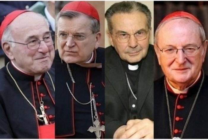 Lettera aperta ai Cardinali, in riferimento alla lettera aperta del Signor Stephen Walford
