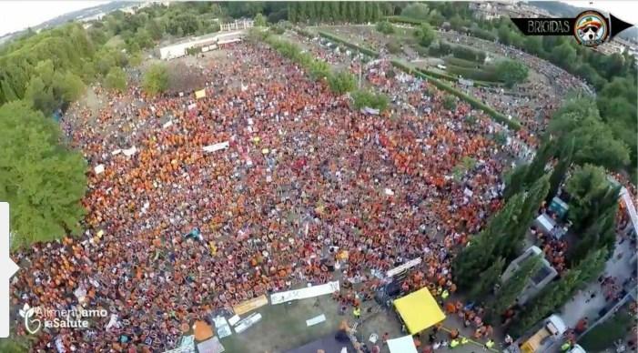 "[VACCILEAKS] 40.000 persone al grido di ""libertà di scelta"""