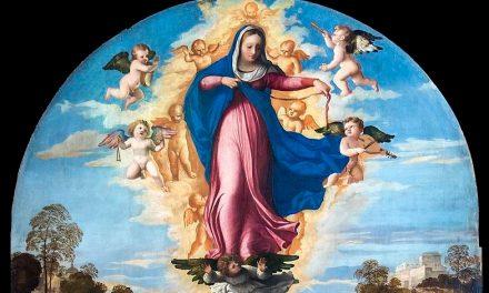 Novena in preparazione della Festa dell'Assunzione di Maria (15 agosto)
