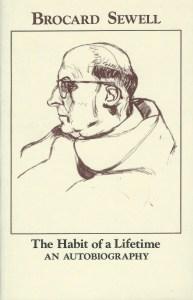 "L'autobiografia di Sewell ""The Habit of a Lifetime""  (1992)"
