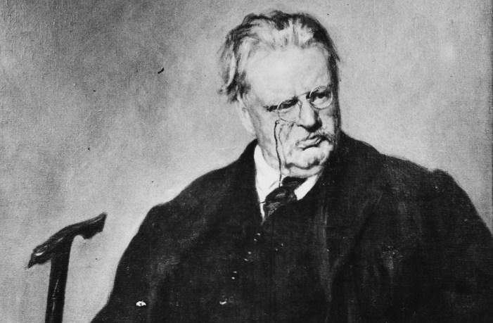 La politica secondo Chesterton: un passato che si fa presente