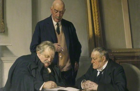 Chesterton, Belloc e… Baring: quando ci si scorda del terzo moschettiere