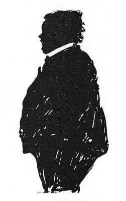 Disegno raffigurante Cecil Chesterton (artista sconosciuto)
